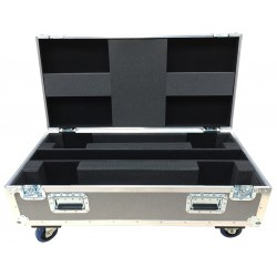 Case for Double X-Liniar LED Strip Robin CycBar 12 Lights