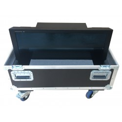 Flight Case for Sony BVM-X300 Professional LCD Monitor