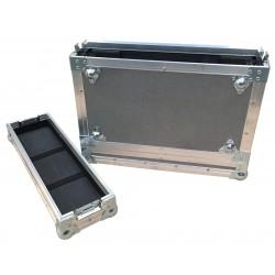 2U Rack Case 330mm deep for Denon DN500 Recorder