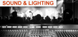 Sound and Lighting