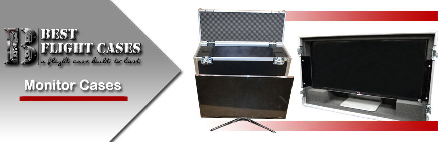 Monitor Flight Cases