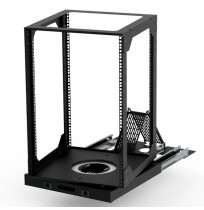 R8010 Slide & Rotate Rack System