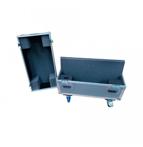 Clearance   Case And Foam Insert For Double 32 Inch Philips BDL 3230QL/00 Monitor Screens