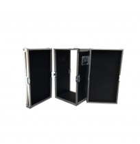 2 Door Handheld Case With Removable Front And Back Lid