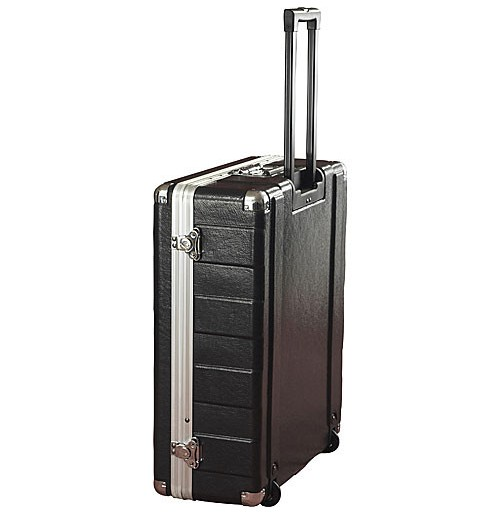 Gator G-Mix-8PU Transport 8U Pop-up Rack Mixer Slant Case