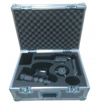 Case for Fujinon ZK2.5X14-SAF Lens, Zoom Deamand, Focus + Clump