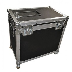 Architectural Model Flight Case with Wheels