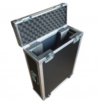 Flight Case ESDS 1012 Dual Controller -2U - 12 Bay Storage Unit