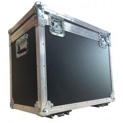 Fender Acoustasonic Junior amp Flight Case with removable wheels
