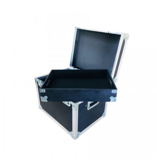 Case For 12 ETC Source 4 Mini With Tray For Accessories