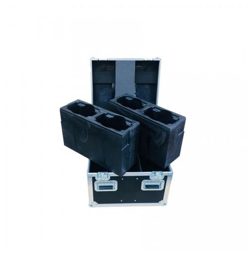 Four Way Custom Trunk Case Only For Two Dual Foam Shell LEDBeam 150
