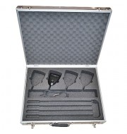 Flight Cases Designed for Microphone Shure MX418C