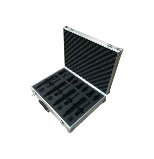 Case And Foam Insert For Sennheiser SKM 3000 G 4 GBW Microphone Kit