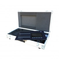 ColorSource 20 Lighting Console Flight Case
