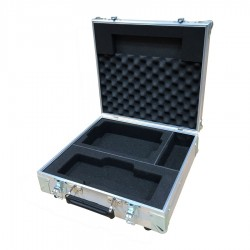 "Lilliput 10"" Monitor and Roland Switcher Flight Case"