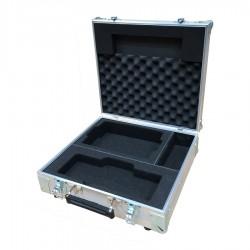 "Lilliput 10"" Monitor and Roland Switcher Flight Case"