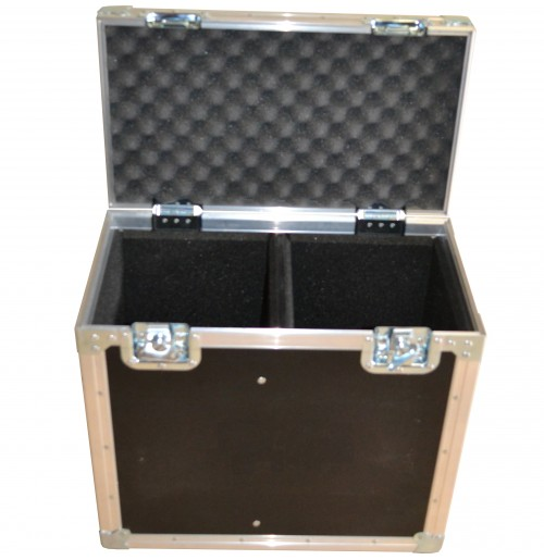 2x Nexo PS8 Speaker Flight Case