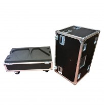 Flight Case for 2 x Acoustics X12 Speakers