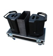 Case for Speakers Martin Audio F8