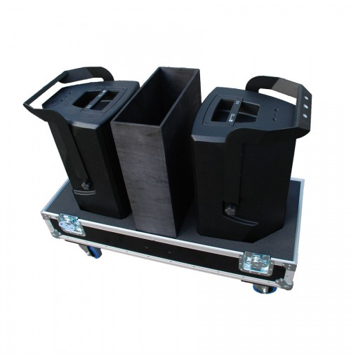 DB E12 Speakers Flight Case