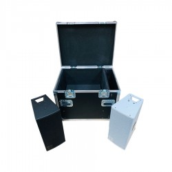Road Trunk On Wheels For D and B Y7PY10P With Brackets And Accessories Compartment