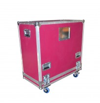 Flight Case for Two KV2 EX12  Speakers