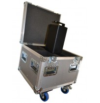Flight Case for 4x D&B E6 Speakers