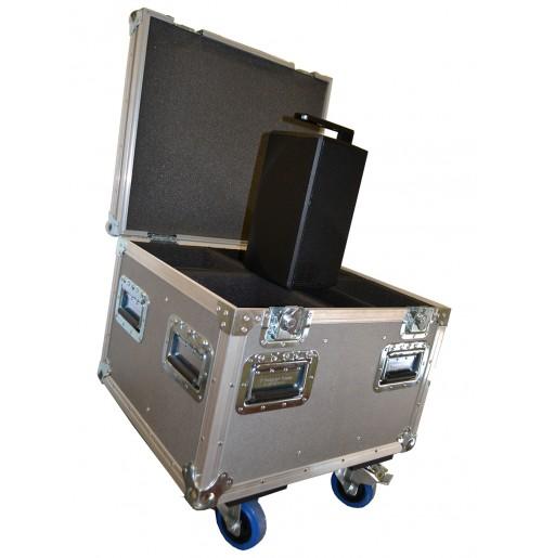 Flight Case for 4x D&B E6 Speakers