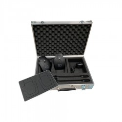 Briefcase Style Custom Case for DPA Dvote Core 4099 Microphone Kit