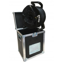 Case for Heavy Duty Fiber Cable, 200m