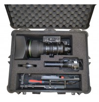 Canon Lens HJ40 X 10B Foam Insert to fit Peli 1600