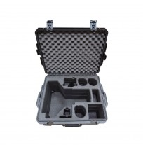 Case and Foam Insert for Red Camera Epic and Accessories