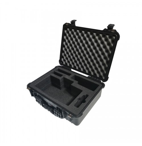 Case And Foam Insert For Small HD 702 Wooden Camera Frame And Accessories