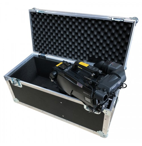 Sony HDC-1700 or Sony HDC-2500 Flight Case