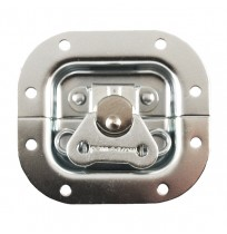Mini Latch in Shallow Plain Dish