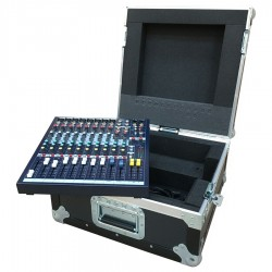 EMP8 Professional Mixer Case