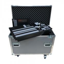 Sony ICP-3000 & Sony MKS-8011A Mixer Flight Case