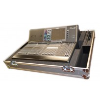 Mounted Mixer Flight Case for Yamaha CL3 Foam