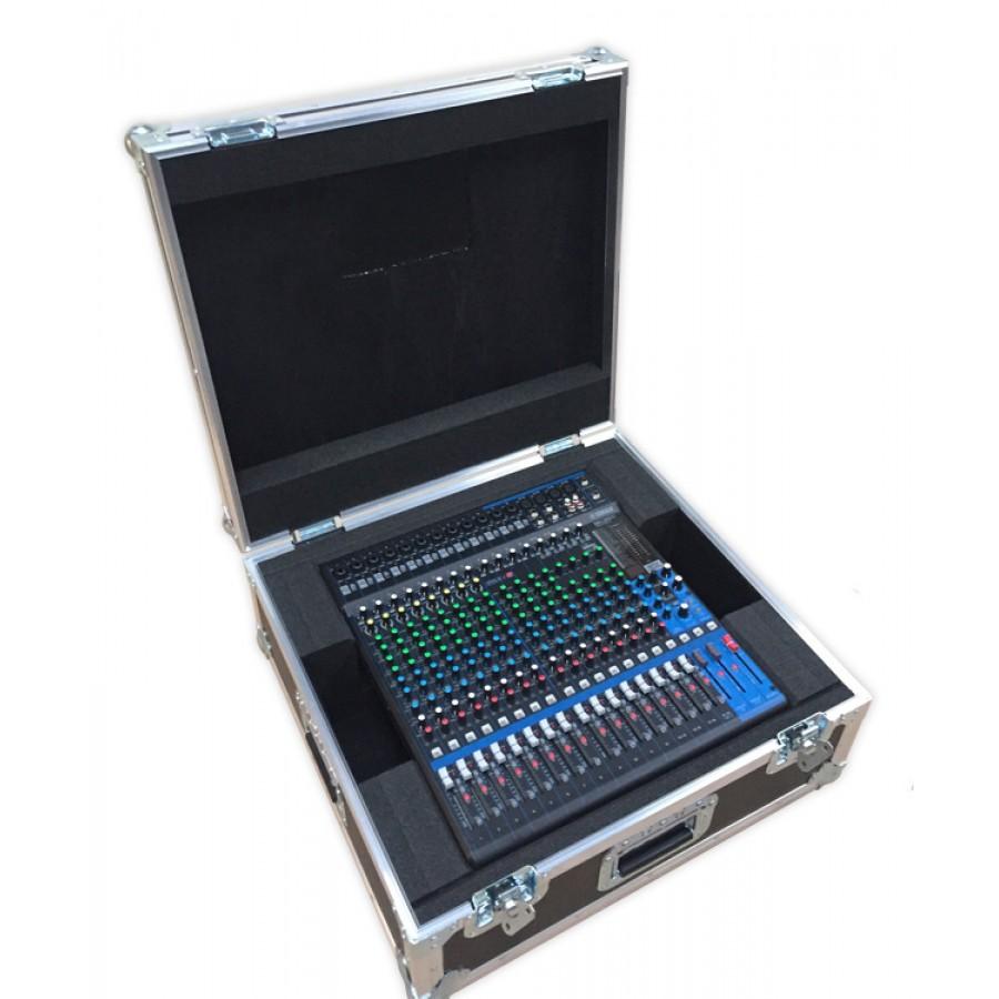 Mixer flight case for yamaha mg20xu for Yamaha mg12 case