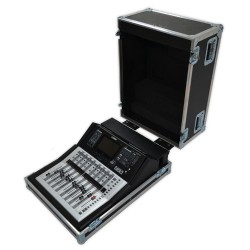 Yamaha TF1 Mixer Flight Case With Wheels