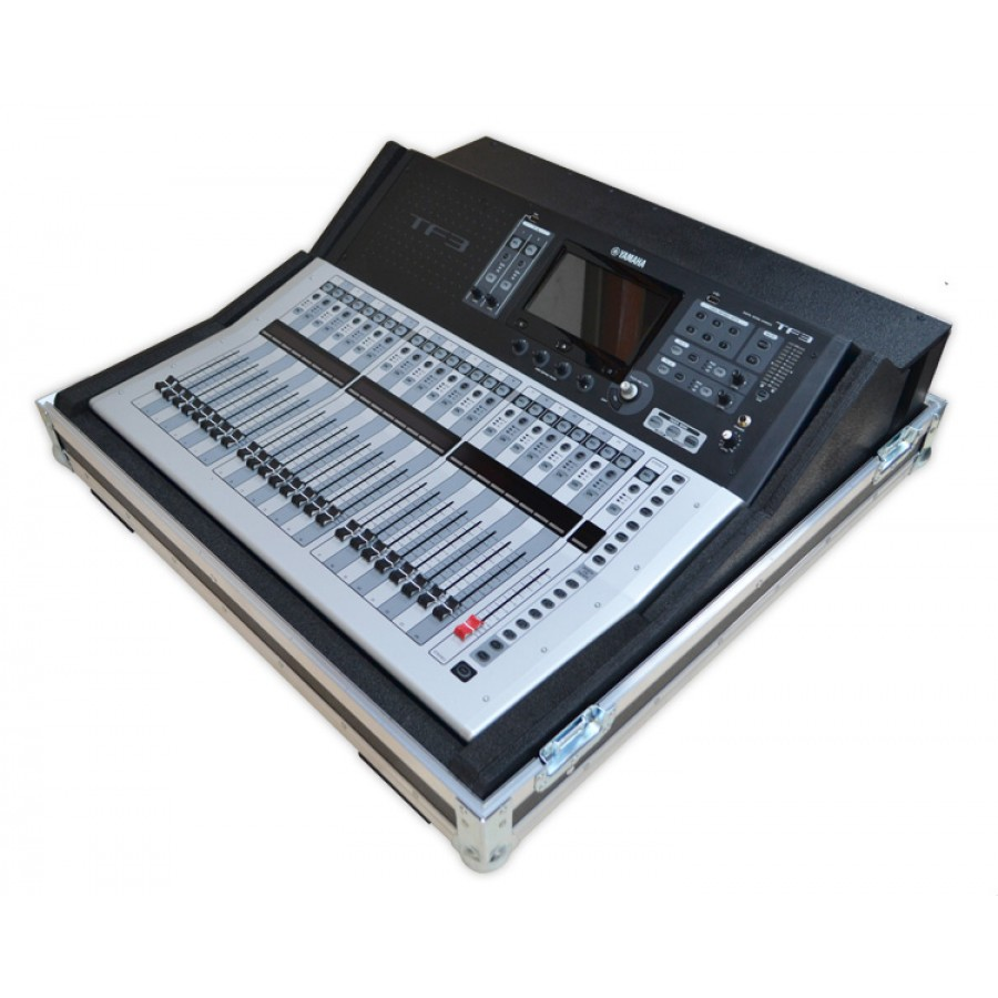 Flight Case for Yamaha TF1 Digital Mixing Desk
