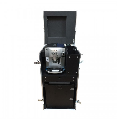 Coffee Maker and Mini Fridge Utility Case For Hospitality