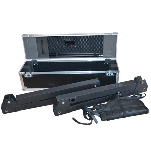 Flight Case for Arm Camera Dolly Kit with accessories