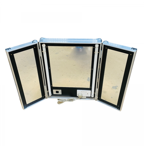 Portable Makeup Mirrors Flight Case