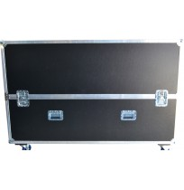 FlightCase to fit Samsung DM75E DME Series 75 inch SMART Signage