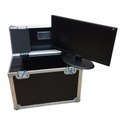 Bosch UML-223 Monitor Flight Case