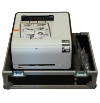 Custom Flight Case for HP PHASER CP1525NW Printer
