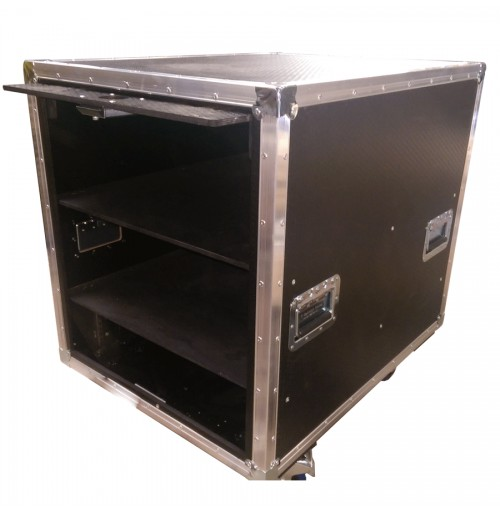 Case for 2 Peli with Sliding Door