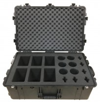 Foam for Com System, headsets, Mobile and Power Sypply to fit Peli 1650
