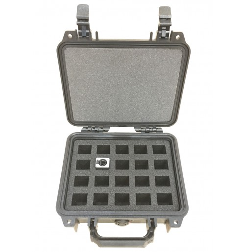 Foam for x20 Ethercon Couplers to fit Peli 1200